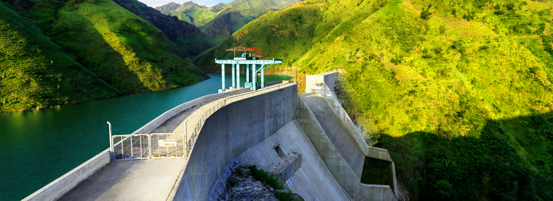 Nhà máy Thủy điện Suối Sập 1