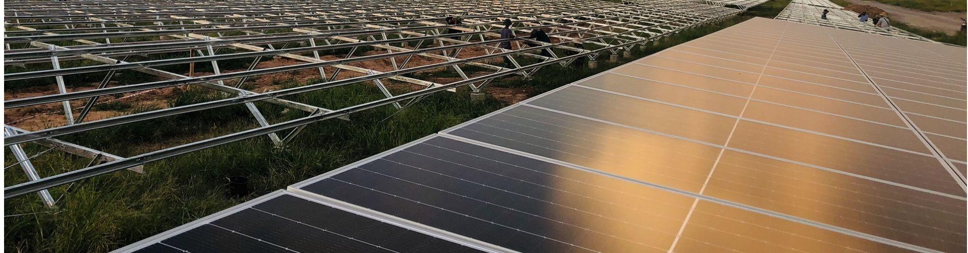 Nhà máy điện mặt trời Xuân Thiện Ea Súp 2