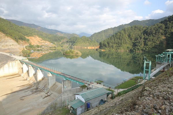 Nhà máy Thủy điện Khao Mang Thượng