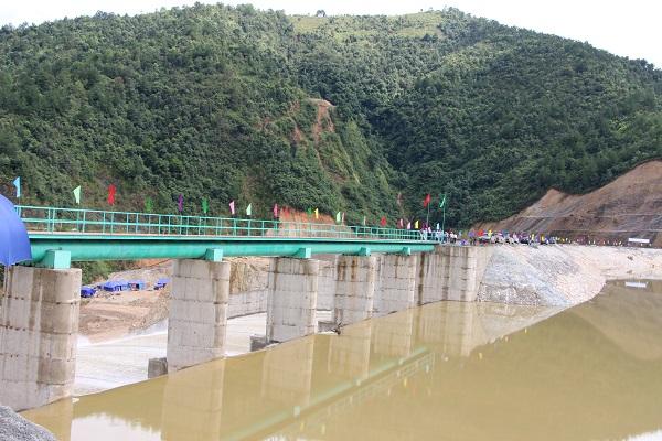 Nhà máy Thủy điện Khao Mang