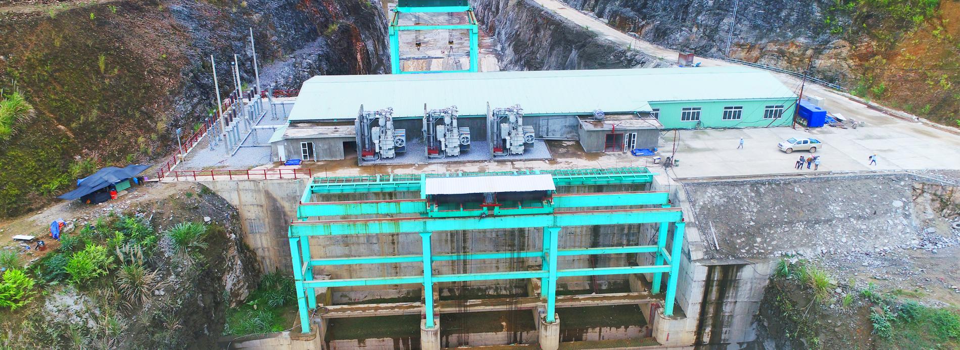 Nhà máy Thủy điện Sông Lô 6