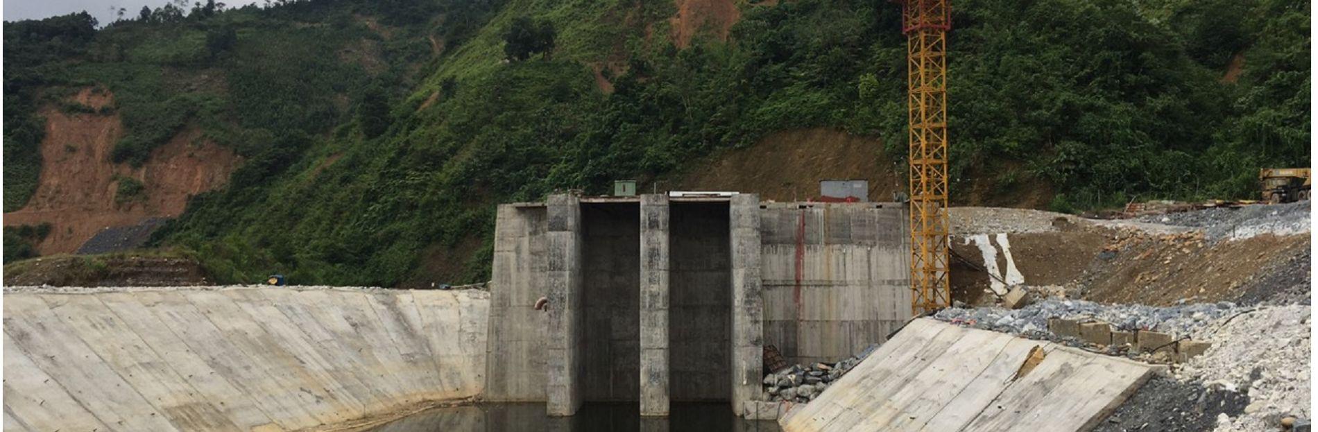 Nhà máy Thủy điện Thác Cá 1