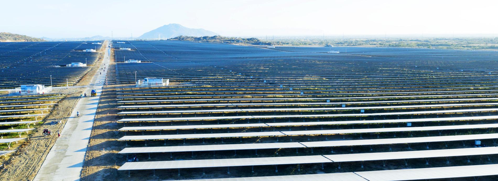 Nhà máy điện mặt trời Xuân Thiện Thuận Bắc