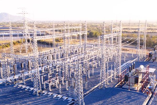 Báo Dân Trí - Tập đoàn Xuân Thiện hòa lưới điện Nhà máy Điện mặt trời tổng công suất 256 MWp tại Ninh Thuận